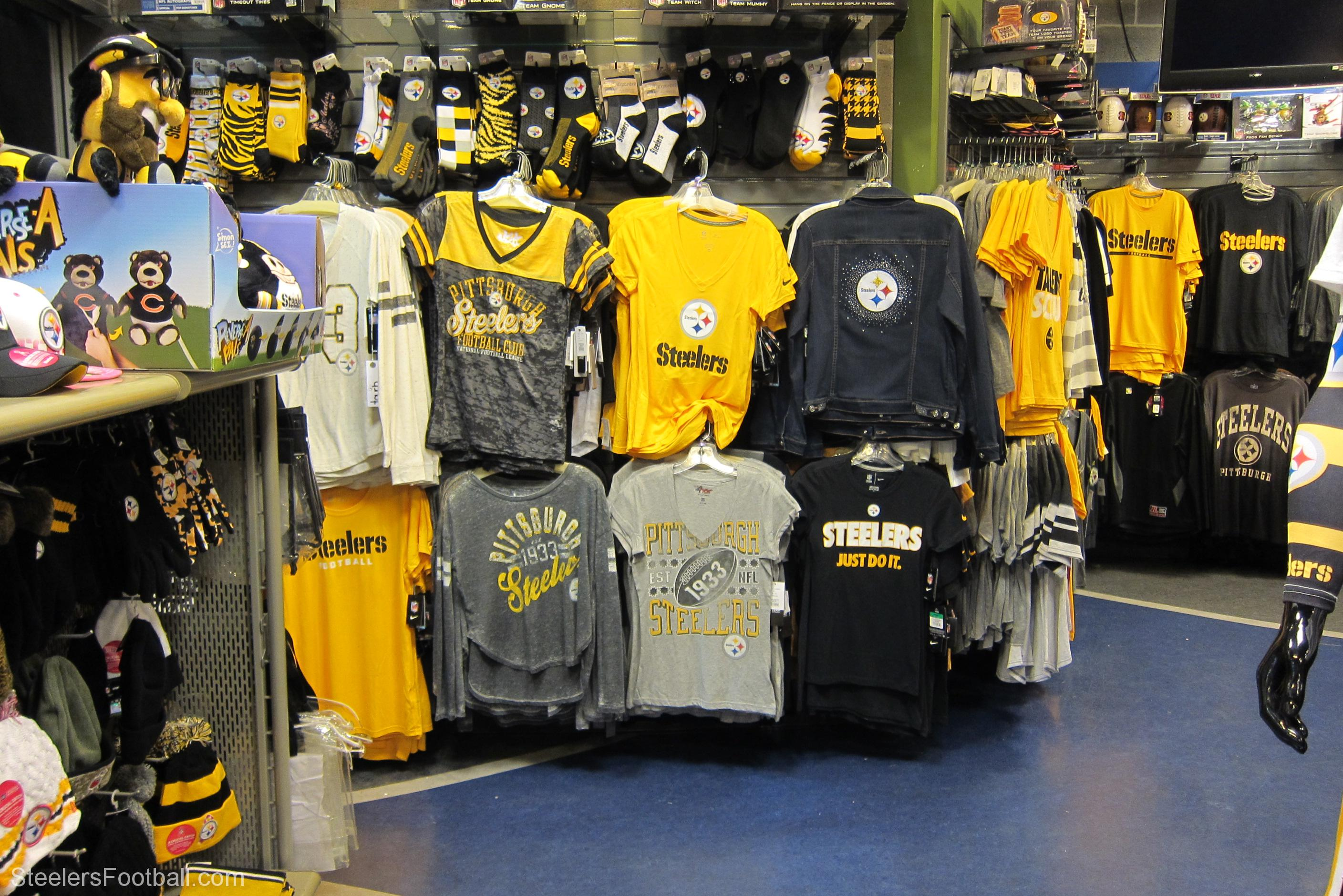 8a99413a Pittsburgh Steelers Store Merchandise