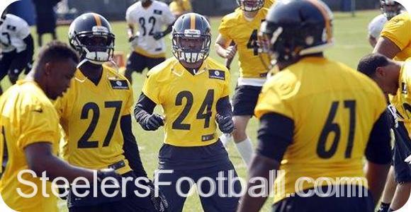 Steelers Rookies
