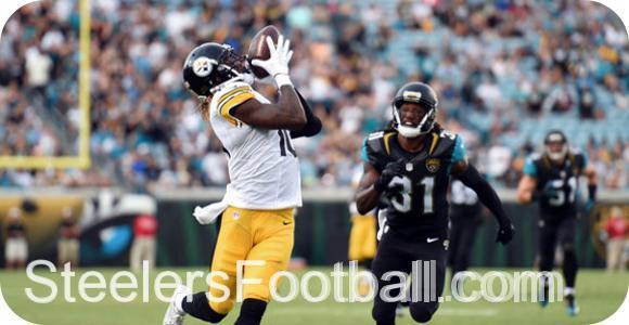 Steelers Martavis Bryant