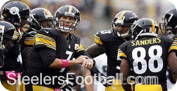 Steelers Depth Chart