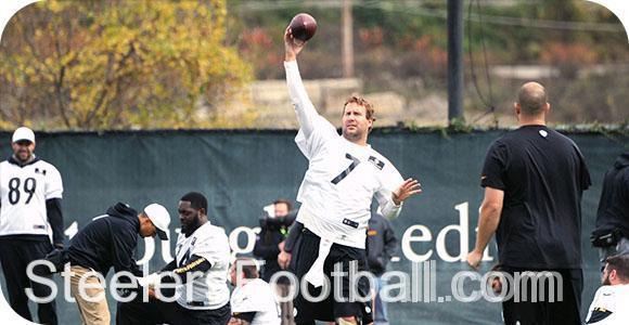 Ben Roethlisberger to start for Steelers NFL Week 8